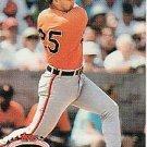 1992 Stadium Club #81 Craig Worthington ( Baseball Cards )