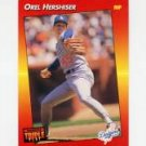 1992 Triple Play #212 Orel Hershiser