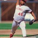1992 Ultra #483 Dwayne Henry ( Baseball Cards )
