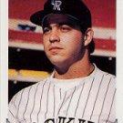 1993 Topps #606 Jayhawk Owens ( Baseball Cards )