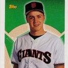 1993 Topps #667 Jim Rosenbohm RC