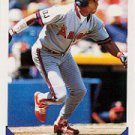 1993 Topps #760 Luis Polonia ( Baseball Cards )