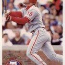 1994 Fleer #590 Dave Hollins ( Baseball Cards )