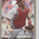 1994 Fleer Major League Prospects #21 Mike Lieberthal