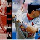 1994 Select #244 Todd Zeile ( Baseball Cards )
