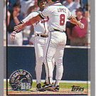 1998 Topps Opening Day #98 Javy Lopez