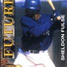 2001 Royal Rookies Futures #33 Sheldon Fulse