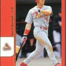 2002 Fleer Maximum #3 Jim Edmonds