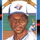 1988 Donruss #12 Tony Fernandez DK ( Baseball Cards )