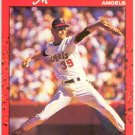 1990 Donruss #580 Mike Witt DP