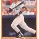 1990 Fleer #603 Mike Heath