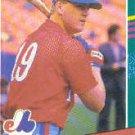1991 Donruss #499 Jerry Goff