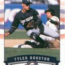 2002 Fleer #353 Tyler Houston