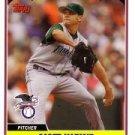 2006 Topps Update #245 Scott Kazmir AS - Tampa Bay Devil Rays (All Star)(Baseball Cards)