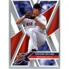 2008 Upper Deck X #14 Jonathan Papelbon