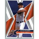2008 Upper Deck X #39 Justin Verlander