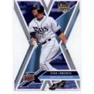 2008 Upper Deck X Die Cut #94 Evan Longoria