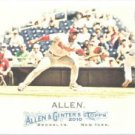 2010 Topps Allen and Ginter #140 Brandon Allen (RC) - Arizona Dimondbacks (RC - Rookie Card)(Basebal
