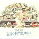 2010 Topps Allen and Ginter #299 Robinson Cano - New York Yankees (Baseball Cards)