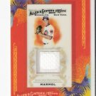 2010 Topps Allen and Ginter Relics #AGR-CM Carlos Marmol - Chicago Cubs
