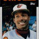 1986 Topps #508 Alan Wiggins - Baltimore Orioles (Baseball Cards)