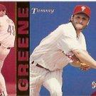 1994 Select #155 Tommy Greene ( Baseball Cards )
