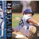 1994 Select #170 Cory Snyder ( Baseball Cards )