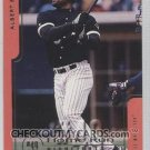 1999 Upper Deck Challengers for 70 #49 Albert Belle HRH ( Baseball Cards )