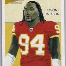 2009 Topps National Chicle #11 Tyson Jackson RC