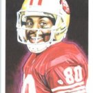 2009 Topps National Chicle #152 Jerry Rice