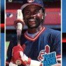 1988 Donruss #46 Eddie Williams ( Baseball Cards )
