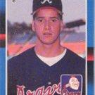 1988 Donruss #644 Tom Glavine ( Baseball Cards )