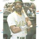 1988 Fleer 277 Mike Davis