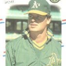 1988 Fleer 281 Rick Honeycutt