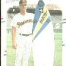 1988 Fleer 582 Tim Flannery/(With surfboard)