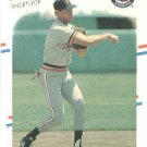 1988 Fleer 74 Alan Trammell