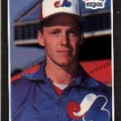 1989 Donruss #460 Joe Hesketh - Montreal Expos (Baseball Cards)
