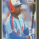1989 Donruss #484 Wallace Johnson - Montreal Expos (Baseball Cards)