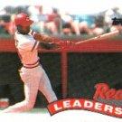 1989 Topps #111 Cincinnati Reds ( Baseball Cards )