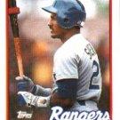 1989 Topps #53 Ruben Sierra ( Baseball Cards )