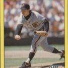 1991 Fleer #255 Jeff Brantley