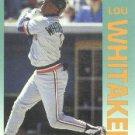 1992 Fleer 149 Lou Whitaker