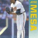 1992 Fleer 17 Jose Mesa