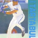 1992 Fleer 171 Danny Tartabull