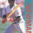 1992 Fleer 214 Al Newman