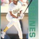 1992 Fleer 249 Harold Baines