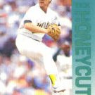 1992 Fleer 259 Rick Honeycutt