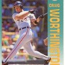 1992 Fleer 31 Craig Worthington