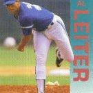1992 Fleer 334 Al Leiter