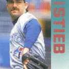 1992 Fleer 341 Dave Stieb
